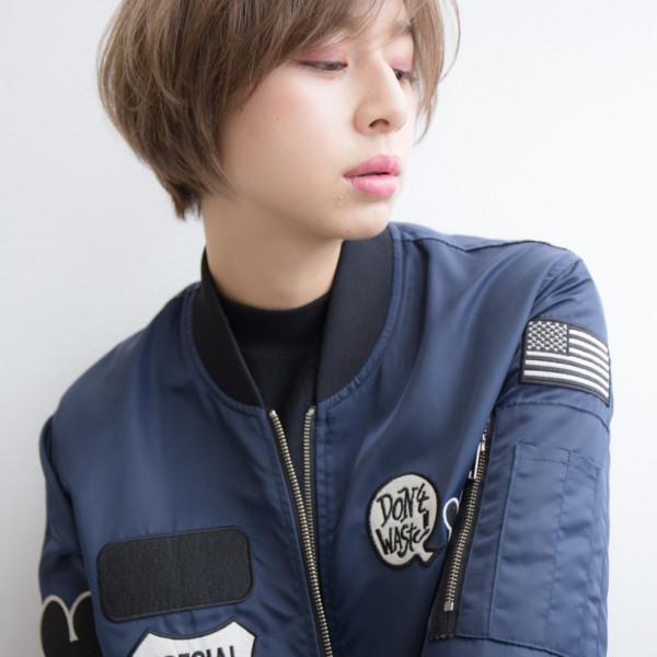 【◆クールボブ】横顔美人なショートヘア
