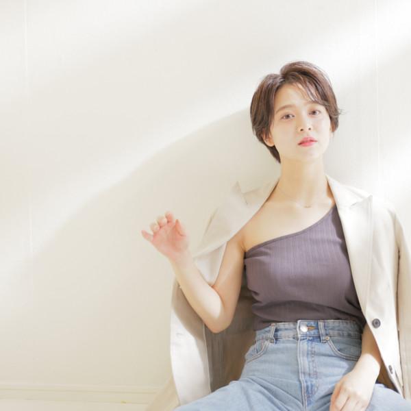 【◆ハンサムショート】雰囲気漂う大人スタイル